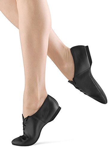 Bloch Männer Jazzflex Sole Dance Lace Up Fashion Oxfords Schwarz