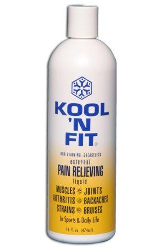 Kool N Fit Intl. Kool 'N Fit Pain Relieving Spray Formula 16 oz. Refill Bottle