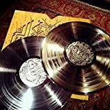 The Great Gatsby Gold & Platinum Limited Edition Metallized Record Set