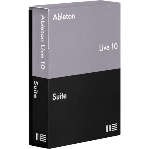 Ableton Live 10 Suite Edition - Boxed