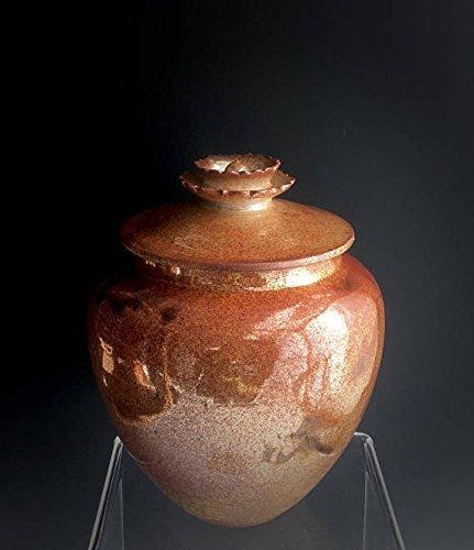 Handmade Cremation Urn for Human Ashes, Large Ceramic Urn, Funeral Urn, Urn, Raku Pottery, SacredUrns, Grief and Mourning, Fine Ceramic Art Fine Ceramic Urn