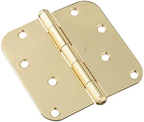 "Stanley Hardware CDRD759 4"" X 4"" Solid Brass 5/8"" Radius ..."