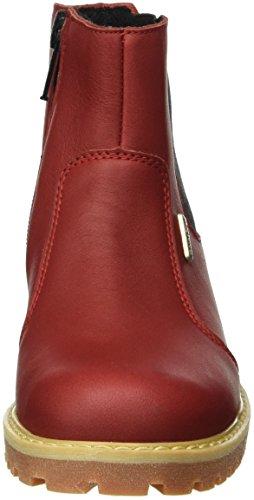 Däumling Mädchen Adrien Kurzschaft Stiefel Rot (10Pala cardinale)