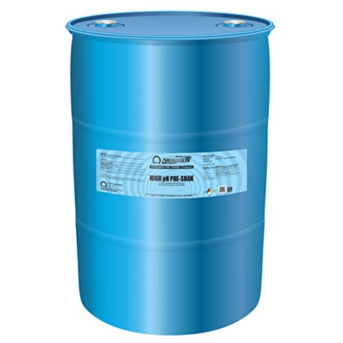 Nanoskin NA-HPP7040 Car Wash Tunnel Series High pH Pre-Soak 75:1~150:1, 55 Gallon (Best Car Wash Presoak)