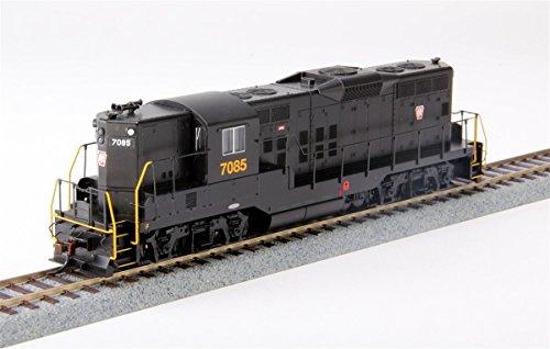 Bachmann Industries PRR 7085 EMD GP9 Diesel Locomotive Car - Gp9 Diesel Engine