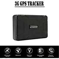 GPS Tracker For Vehicles Magnetic Anti-Theft Waterproof GPS Tracker 3G/GSM/GPRS Real Time Car Tracking Device Locator 90 Days Standby Free App For IOS/Android No Monthly Fee