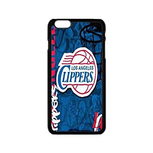 Los Angeles Clippers Black iPhone plus 6 case