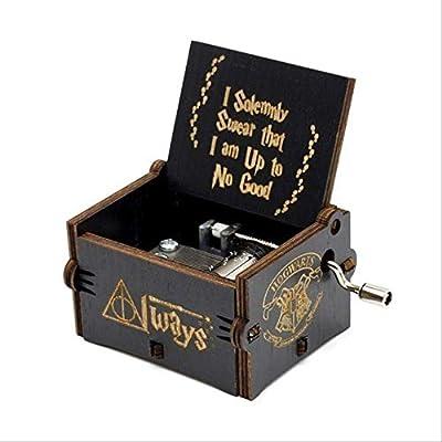 IANSISI Caja Musica Niña No Puedo Evitar Enamorarte Fly Me To The Moon Juego De Tronos Music Box La Vie En Rose Star Wars HP: Amazon.es: Hogar