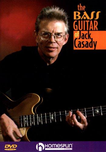 - DVD-The Bass Guitar of Jack Casady