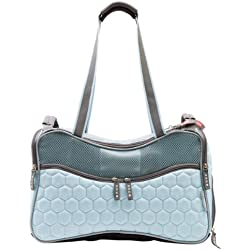Argo by Teafco Petagon Airline Approved Pet Carrier, Maldives Blue, Medium