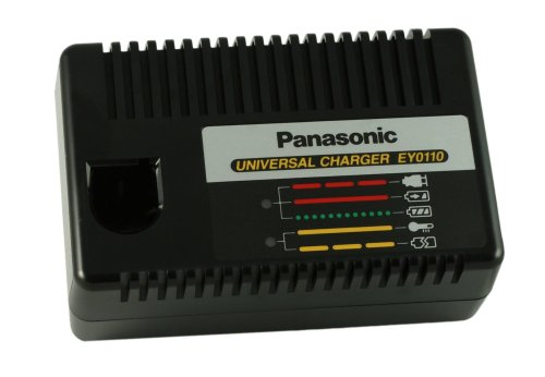 Panasonic EY0110B 7.2-Volt to 24-Volt Universal Charger for Ni-MH, Ni-Cd Batteries