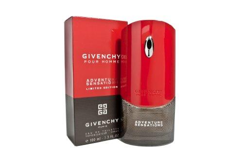 Givenchy Adventure Sensations for Men Limited Edition Eau-de-Toilette Spray, 3.3-Ounce