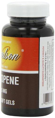 Carlson Labs Lycopene, 15mg, 180 Softgels by Carlson (Image #3)