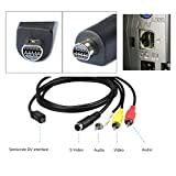 AV A/V Audio Video TV-Out Cable VMC-15FS Video