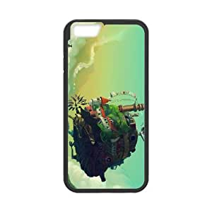 iPhone 6 4.7 Inch Cell Phone Case Black Castle in the sky JFC Cell Phone Case Personalized