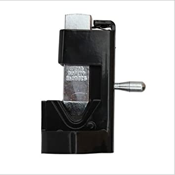 Eisen Hand Kabel Hammer-Crimper Böckchen Kabel Crimpzange Gauge 8 ...