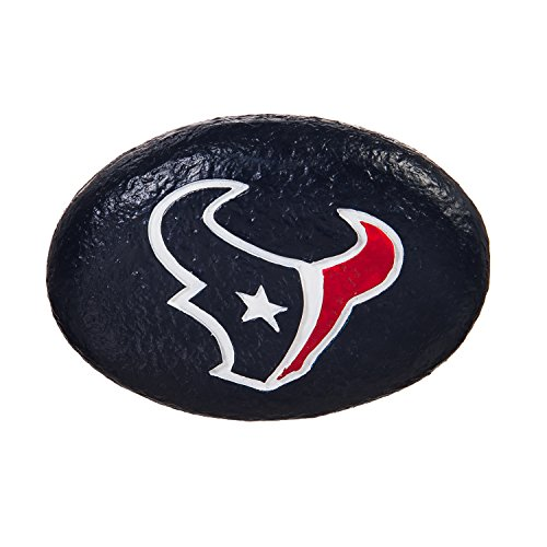 (Team Sports America Houston Texans Your Team Rocks Team Logo Garden Rock )