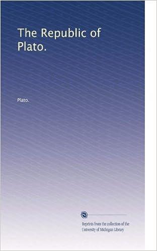 The Republic of Plato.