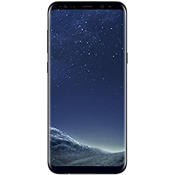 Samsung Galaxy S8+ 64GB GSM Unlocked Phone - International Version (Midnight Black)