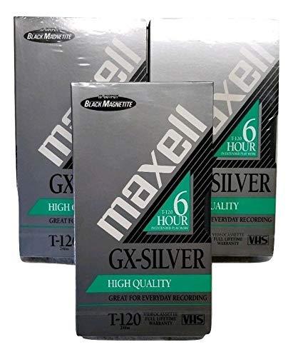 Maxwell GX-Silver High Quality 6hr .3pack