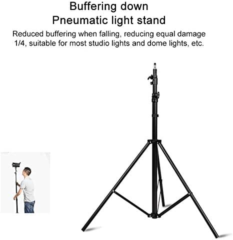 JINYANG Stand Bracket 3m Height Professional Photography Metal Lighting Stand Spring Buffer Holder for Studio Flash Light JINYANG