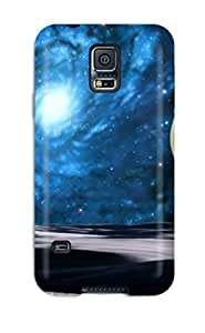 ZippyDoritEduard Fashion Protective Space Art Case Cover For Galaxy S5