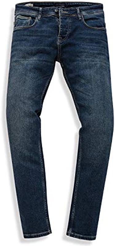 WOTEGA Męskie dżinsy Alistar Slim Fit: Odzież