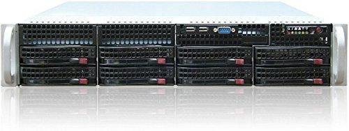 Supermicro 560 Watt 2U Rackmount Server Chassis (CSE-825TQ-563LPB) by Supermicro (Image #1)