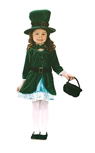 Leprechaun Costumes For Toddlers (Leprechaun St Patrick's Day Toddler Costume Large)