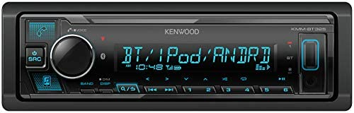 Kenwood KMMBT325 Media Player no cd Bluetooth, MP3, USB, AUX. AM-FM car Radio