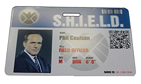 Shield Colson Movie Prop Badge - Agent Badge