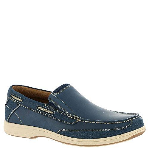 Indigo Men's Smooth Shoe Suede Slip Boat Lakeside Florsheim fw4Xq