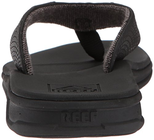 Para Negro Chanclas all Rover Hombre Reef Alb Black wORqZnx