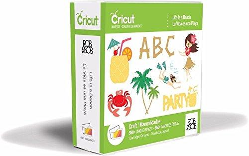 Cricut Life is a Beach Cartridge by Cricut