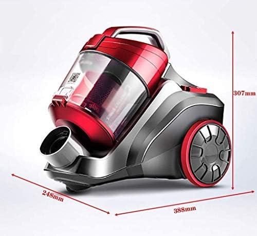 Aspirateur cylindrique NOBRAND - Aspirateur sans sac - Filtre lavable - Puissance 1200 W - 1,7L