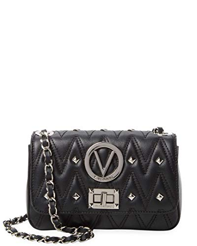 By Leather Mario Valentino Sauvage Noelled Valentino Crossbody Bag 7q4OWB46