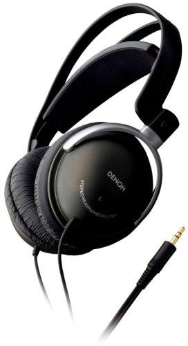 Denon AHD301K On-Ear Headphone (Discontinued by Manufacturer) (Denon On Ear Headphones)