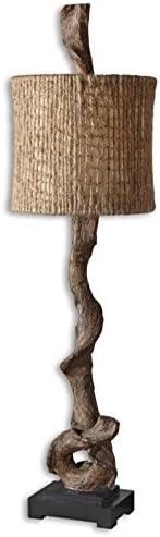 Uttermost 40-Inch Tall Driftwood Buffet Lamp