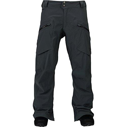 Burton - Mens AK 3L Hover Snow Pants, True Black, L