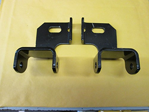 (Ship from USA) OEM TORO RH & LH SUSPENSION BRACKETS PART# 94-1970-03 & 94-1971-03 /ITEM NO#8Y-IFW81854266005