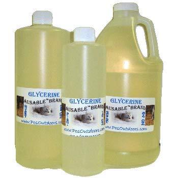 AuSable Brand Glycerine - Vegetable Grade 99.7% USP (Quart)