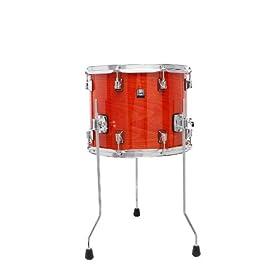 Taye Drums GoKit GK1411F-DS 14-Inch Drum Set Tom Tom 1