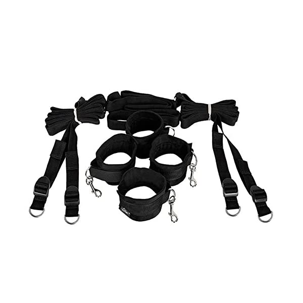bondage-cuff-and-tether-set-naked-caribbean-women