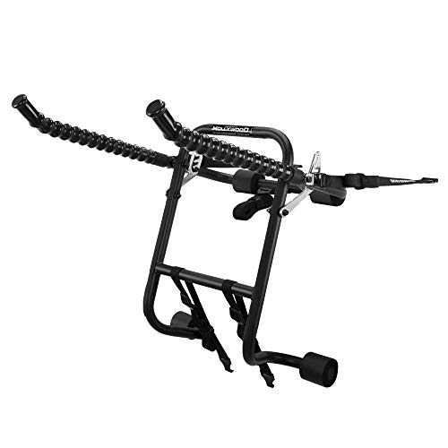 (Hollywood Racks Original F1B Trunk Bike Rack, 3, Black)