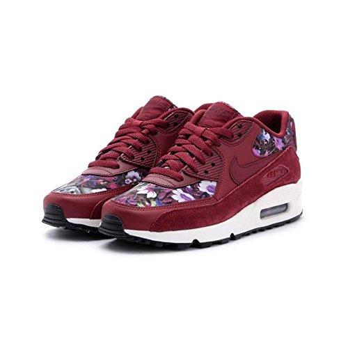 Scarpe Nike – Wmns Air Max 90 Se rosso/rosso/granato formato: 36.5