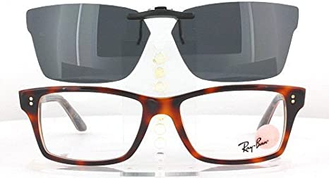 clip on sunglasses for ray ban 5277