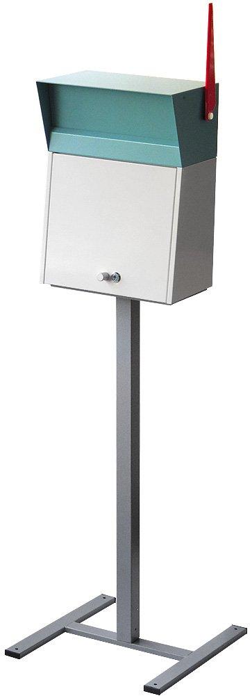 ハモサ メルローズポスト スタンド付きセット [ グリーン ] HERMOSA MELROSE POST B077D8DS35 25920