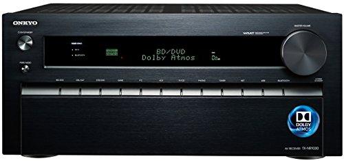 Onkyo TX-NR1030 9.2-Ch Dolby Atmos Ready Network A/V Receiver w/ HDMI 2.0