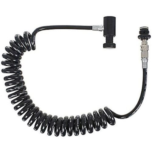 l Heavy Duty Coiled Remote with on/off ()