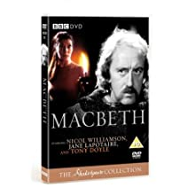 Macbeth [Reino Unido] [DVD]